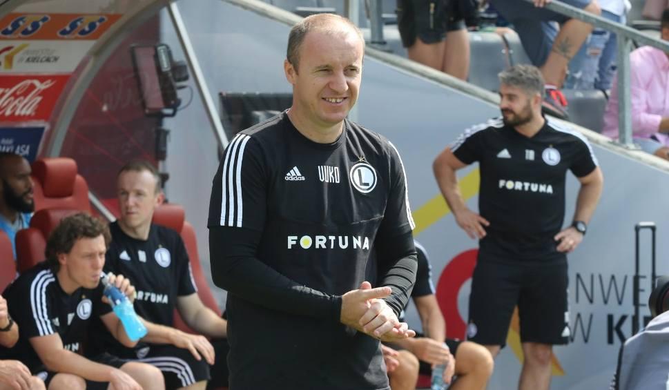 Film do artykułu: Aleksandar Vuković po meczu Atromitos - Legia: Jestem zadowolony z Kulenovicia