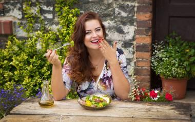 Małgorzata Kwiatkowska jest autorką bloga kulinarnego Bon Appétit Małgorzaty. Z czytelnikami nto podzieliła się pomysłami na lekkie oraz łatwe w przygotowaniu