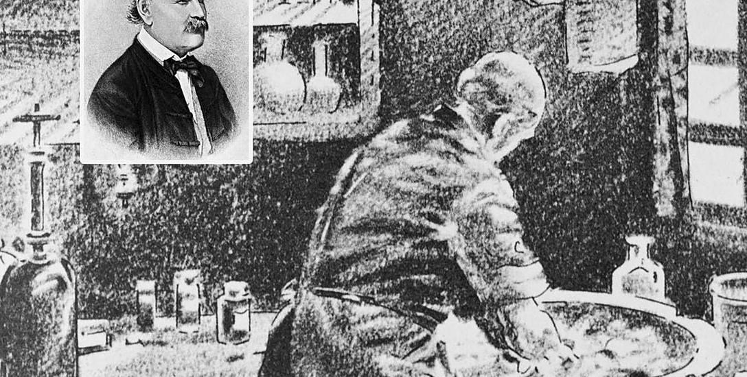 Ignacy Semmelweis(na małym zdj.), w połowie XIX wieku, odkrył, że najskuteczniejszym sposobem uniknięcia zakażeń jest mycie rąk