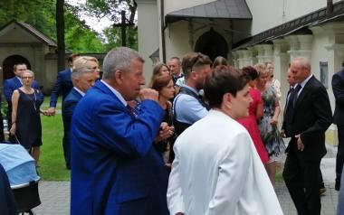Ślub syna Beaty Szydło