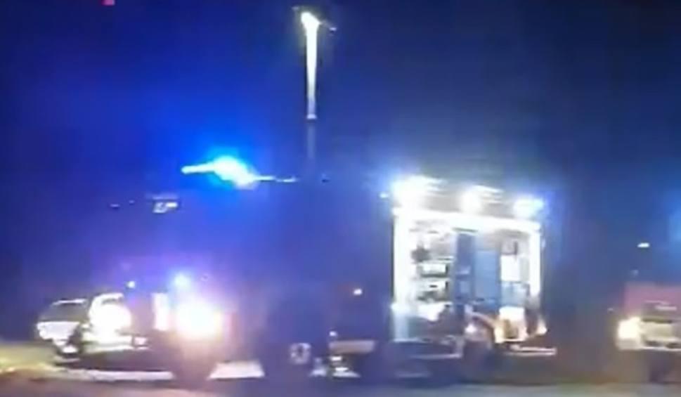 Film do artykułu: Poważny wypadek pod Zieloną Górą. Trzylatka walczy o życie. Sprawcy naćpani, wśród nich kobieta w ciąży