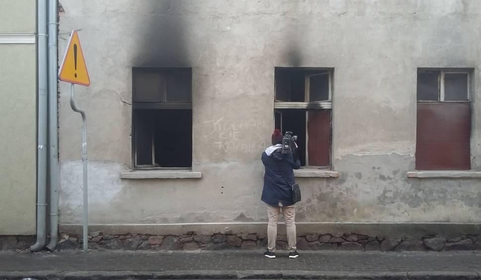 Film do artykułu: Pożar w Bydgoszczy. Jedna osoba nie żyje [zdjęcia]