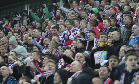 Kibice Górnika liczą na szybki powrót do Ekstraklasy.
