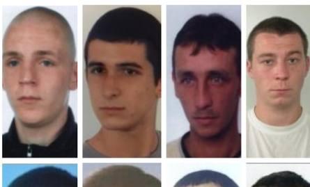 Poszukiwani przez policję z Krakowa [LISTY GOŃCZE]