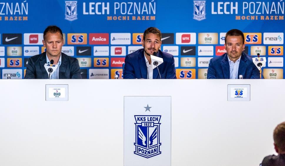 Film do artykułu: Tomasz Rząsa został dyrektorem Akademii Lecha