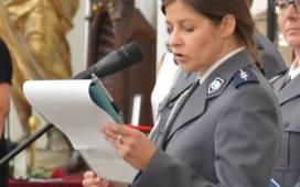 Urszula Szymczak, rzecznik KPP w Łowiczu