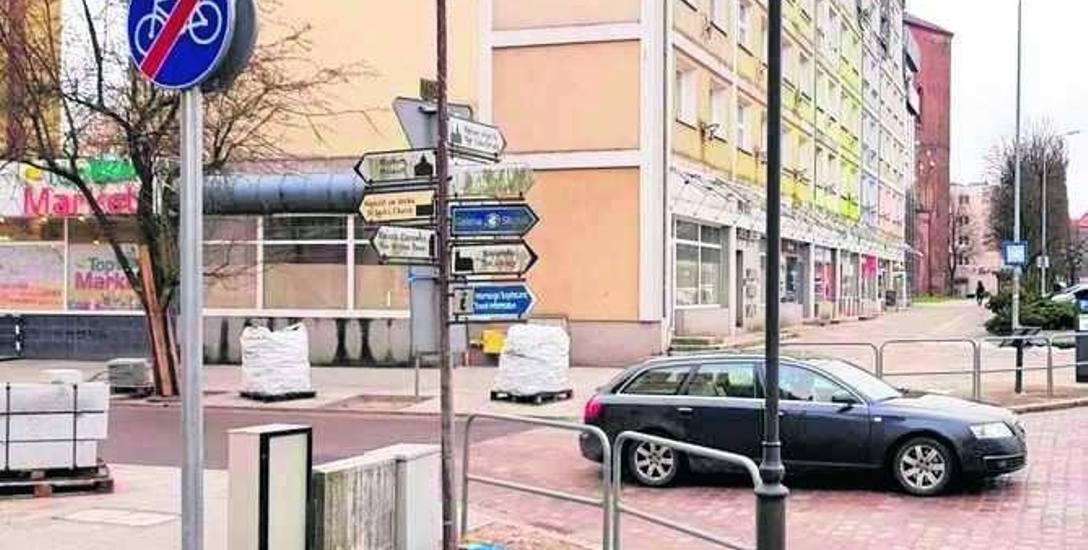 Ścieżka rowerowa będzie biegła również ulicą Mostnika