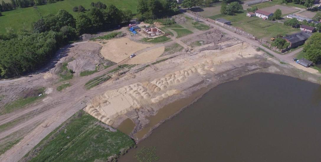 Kamery będą obserwowały wypoczywających nad zalewem w podkoluszkowskich Lisowicach