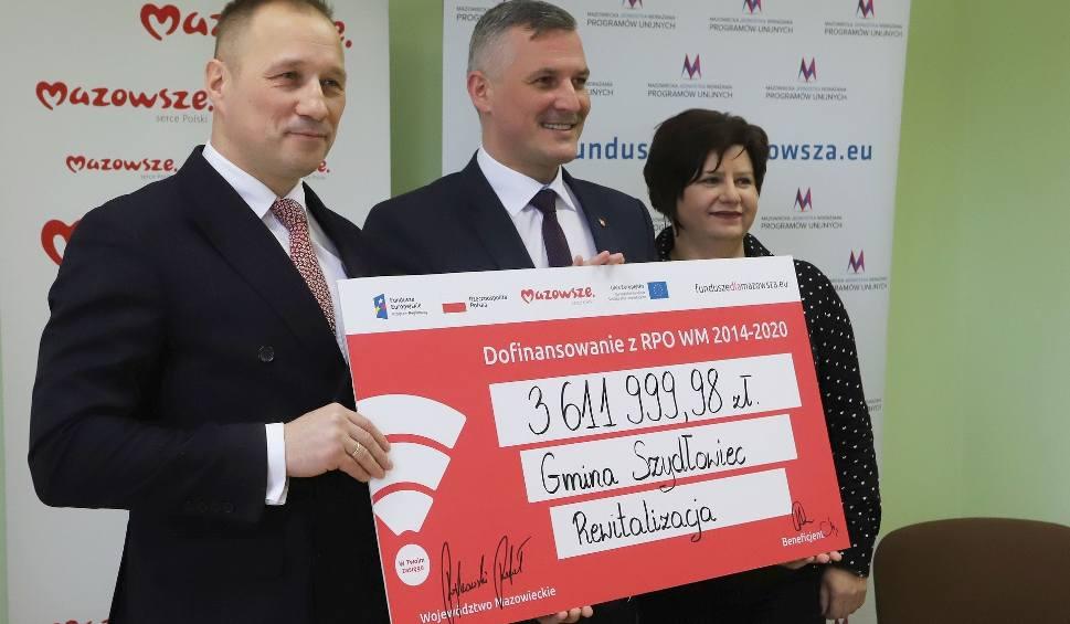 Film do artykułu: Szydłowiec otrzymał ponad 3,6 miliona złotych na rewitalizację Starego Miasta