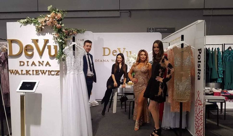Film do artykułu: Marka DeVu Diany Walkiewicz z Radomia debiutuje na targach mody w Paryżu