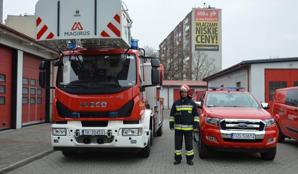 Film do artykułu: Udany rok strażaków z Ostrowca. Ochotnicy też się zorganizowali. Będą mieli swoją jednostkę