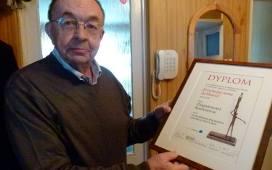 Jury konkursowemu przewodniczył emerytowany lekarz Zbigniew Kostrzewa