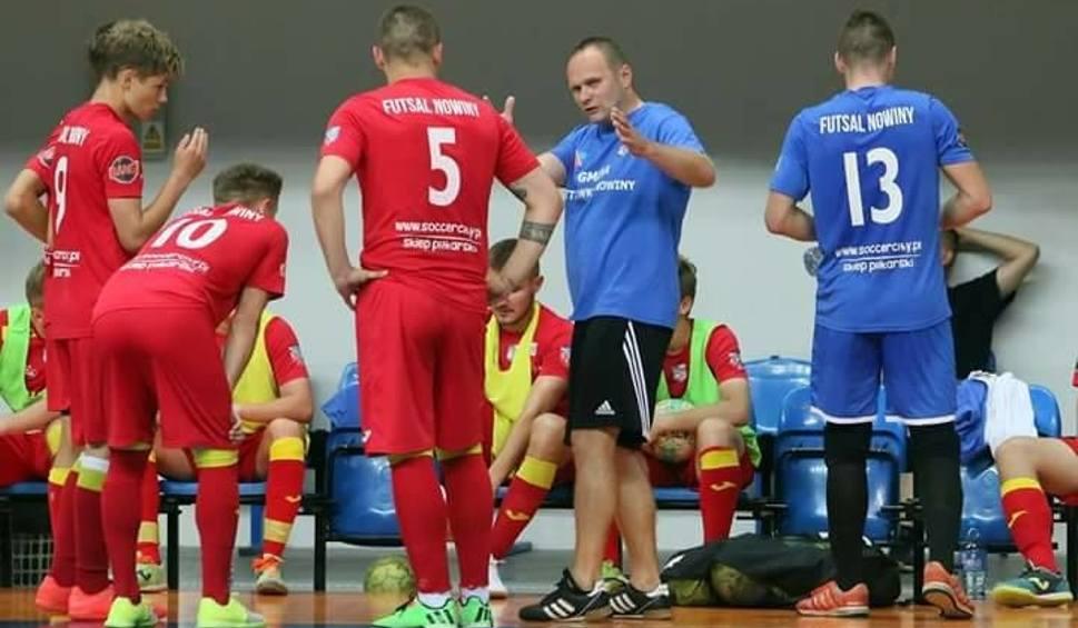 Film do artykułu: Trzecia porażka zespołu z Nowin w pierwszej lidze