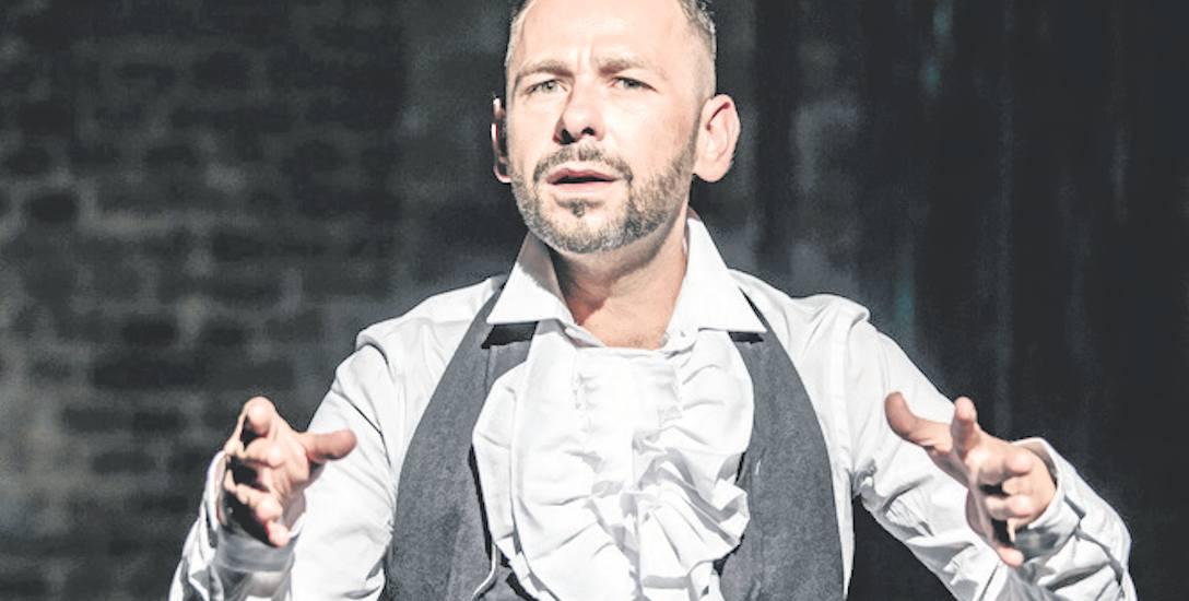 Michał Opaliński zagrał Przegrodzkiego po mistrzowsku