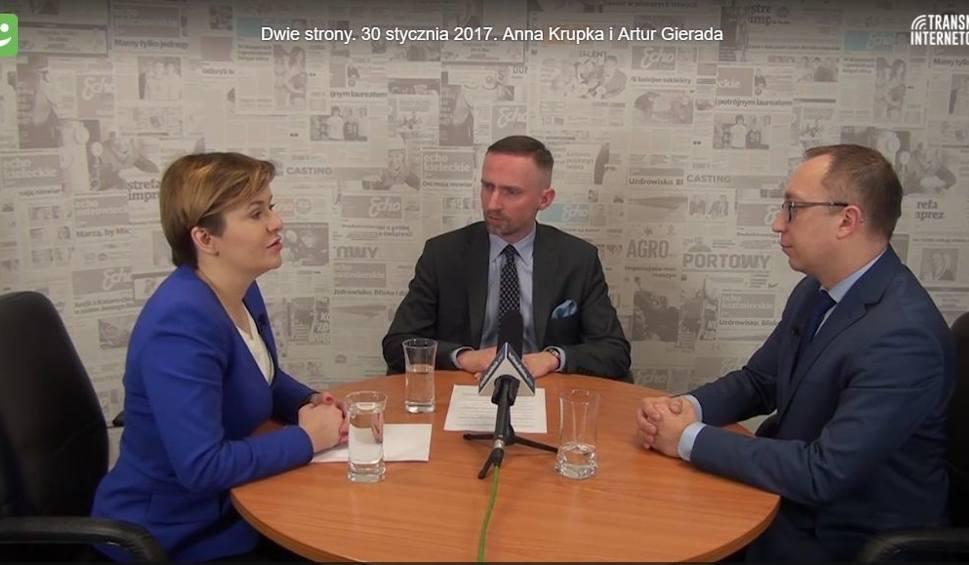 Film do artykułu: Dwie strony. Anna Krupka i Artur Gierada o patologiach w samorządach  i nepotyzmie