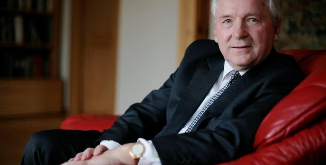 Prof. Stanisław Gomułka: Z tej obietnicy mogą cieszyć się regiony popierające PiS