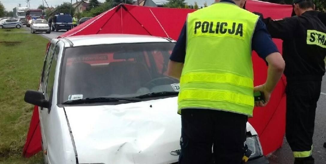 Wyrok bezwzględnego więzienia dla 23-latka z śmiertelne potrącenie 10-letniego Sebastiana w Gniewczynie Łańcuckiej