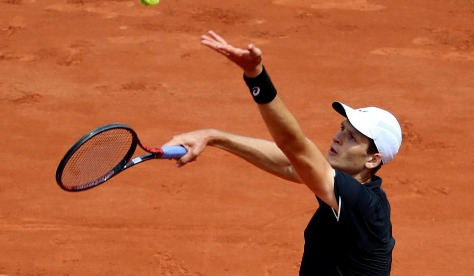 """Film do artykułu: """"To nie był mój dzień"""" - Hubert Hurkacz skomentował swoją porażkę z Danielem Evansem w turnieju ATP Masters 1000 w Monte Carlo"""
