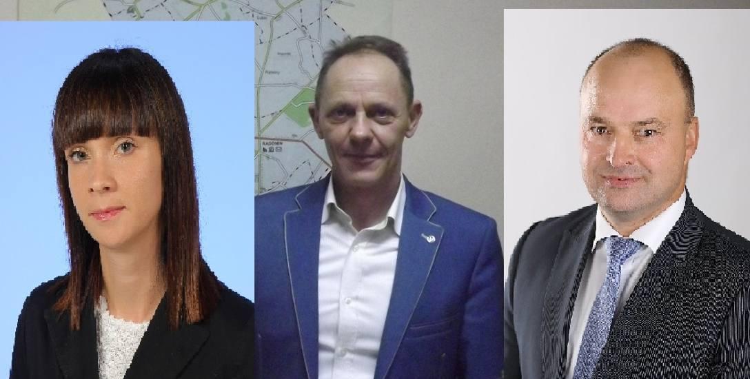 Katarzyna Kukielska, Piotr Wolski i Zbigniew Zgórzyński nie dość, że nie mają zaległych urlopów, to wykorzystują urlop bieżący