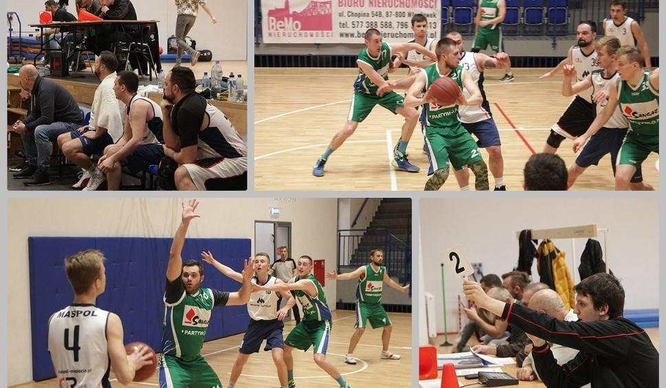 Film do artykułu: Mecz 12. kolejki WLKA Sangaz/PartyWlo.pl - Maspol D&R 81:74 [zdjęcia, wideo]