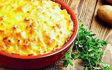 Dania z resztek: przednówkowy przysmak z ziemniaków, białego sera i kaszy [PRZEPIS]