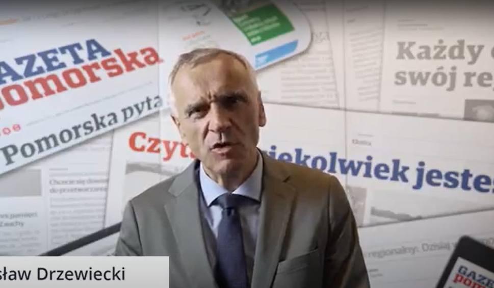 Film do artykułu: Stanisław Drzewiecki: Ciągle dokonujemy zmian w związku z nową rzeczywistością. 25. Złota Setka [wideo]