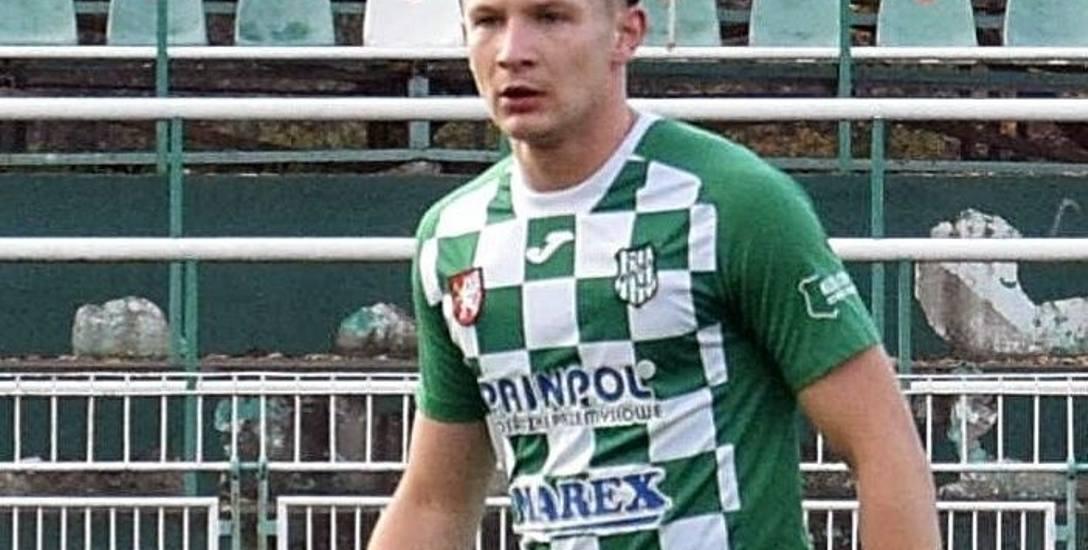 Łukasz Siedlik, piłkarz Wisłoki Dębica