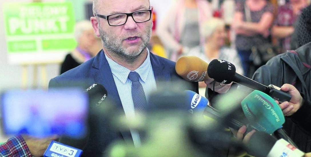 Wiceprezydent Marek Biernacki nie ukrywa, że jest bardzo wdzięczny marszałkowi województwa pomorskiego za interwencyjne działania w sprawie Słupska.
