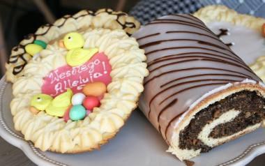 Ciasto na Wielkanoc: Mazurek i makowiec