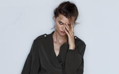 Kasia Struss po raz kolejny prezentuje firmę  Simple CP. Polska modelka, która pracuje i mieszka w Nowym Jorku, znana jest z wybiegów największych światowych