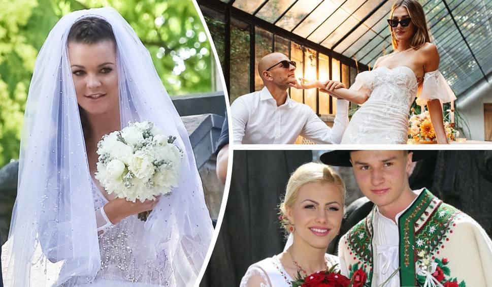 Film do artykułu: Wyglądali cudownie! Zobacz zdjęcia ze ślubów sportowych gwiazd