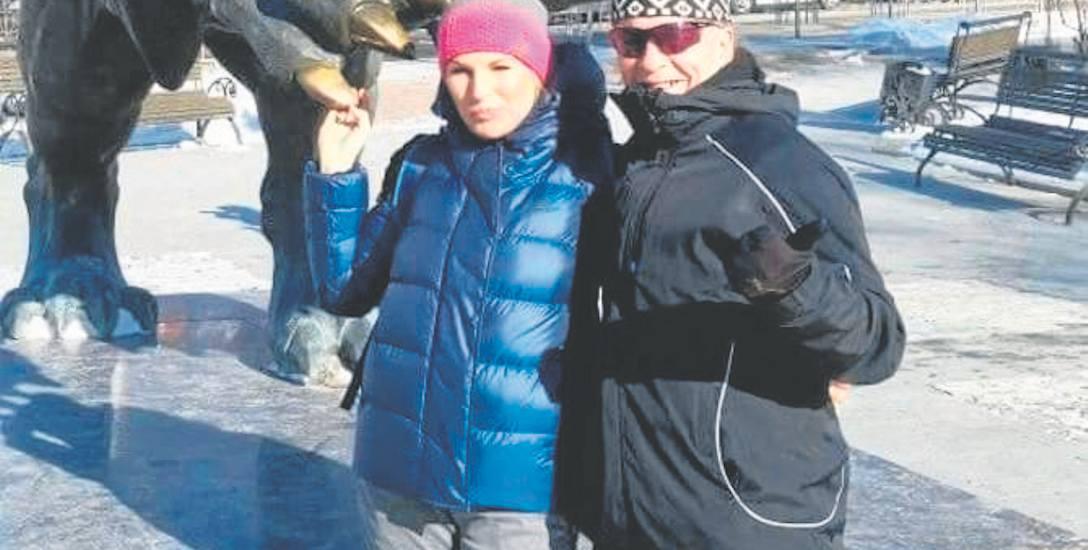 Kołobrzeżanom nie udało się ukończyć Baikal Ice Marathon