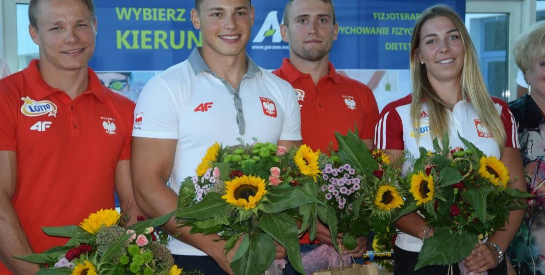 Kajakarze AZS AWF Gorzów wrócili z mistrzostw świata w czeskich Racicach.