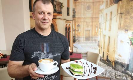 Zmielone Niebo - nowa kawiarnia w centrum Kielc