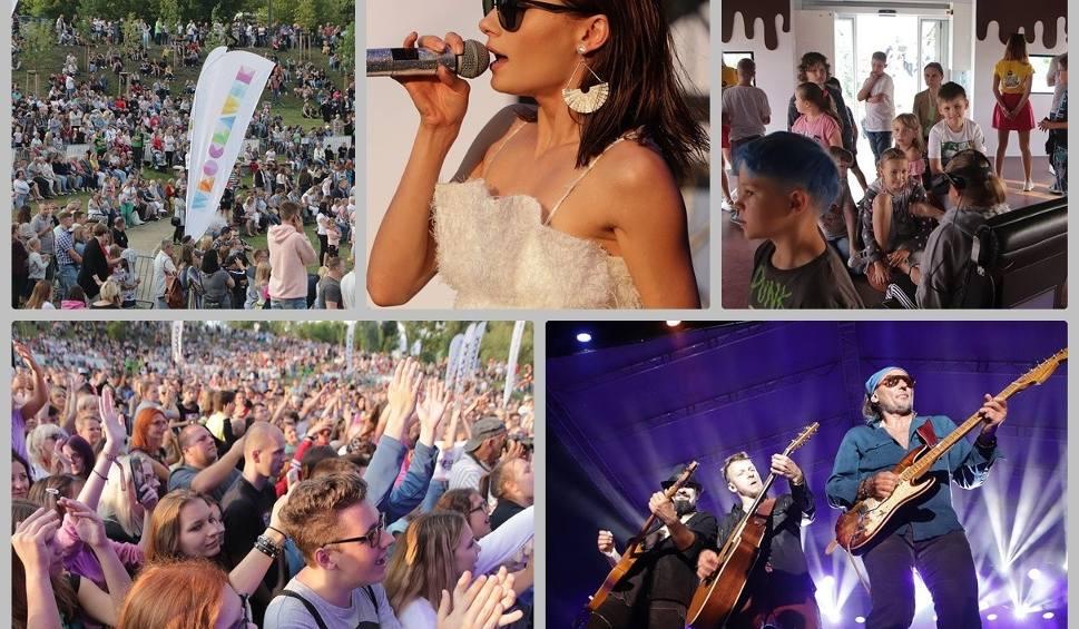 Film do artykułu: Lato na Maxxxa 2019 we Włocławku - koncerty Feel i Natalii Szroeder na Słodowie [zdjęcia, wideo]