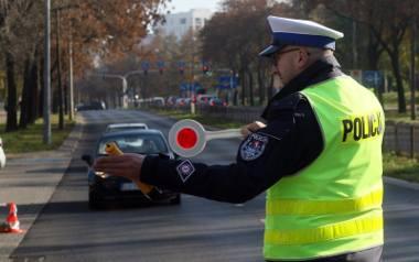 W czasie kontroli drogowej okazuje się nieraz, że kierowca będzie musiał przez jakiś czas jeździć wyłącznie w charakterze pasażera.