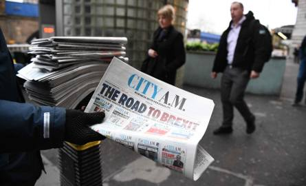 Wlk. Brytania: Premier Theresa May oficjalnie rozpoczęła procedurę Brexitu