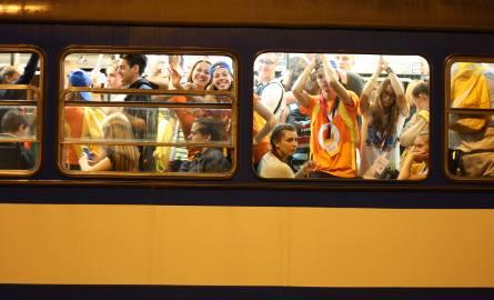 ŚDM. Wzmocnienie komunikacji miejskiej na noc z soboty na niedzielę