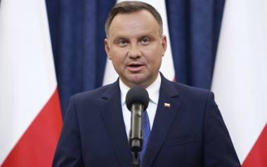 Zakaz abocji eugenicznej uzyskałby moją akceptację - list prezydenta Andrzeja Dudy do prawników uczestniczących w pielgrzymce na Jasną Górę