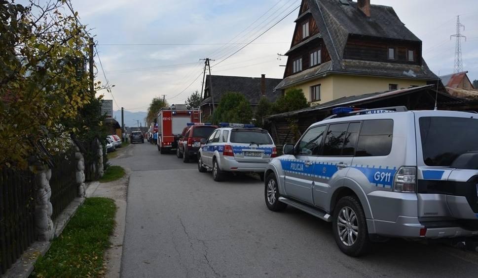 Film do artykułu: Wybuch w Bańskiej. Policja znalazła dużo środków do produkcji materiałów wybuchowych