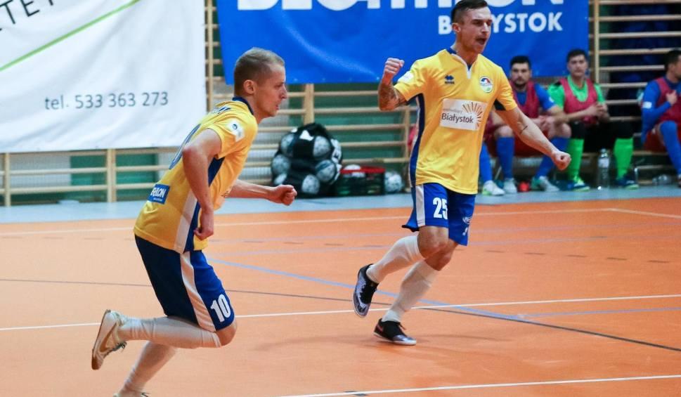 Film do artykułu: Futsal. Rekord to inny futsalowy świat, ale MOKS potrafi zaskoczyć. Do tego potrzebny jest mecz życia