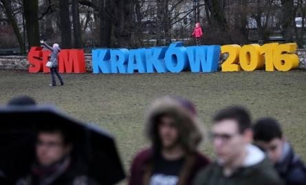 Kraków. Styropianowy napis z kasy miejskiej za 25 tys. złotych