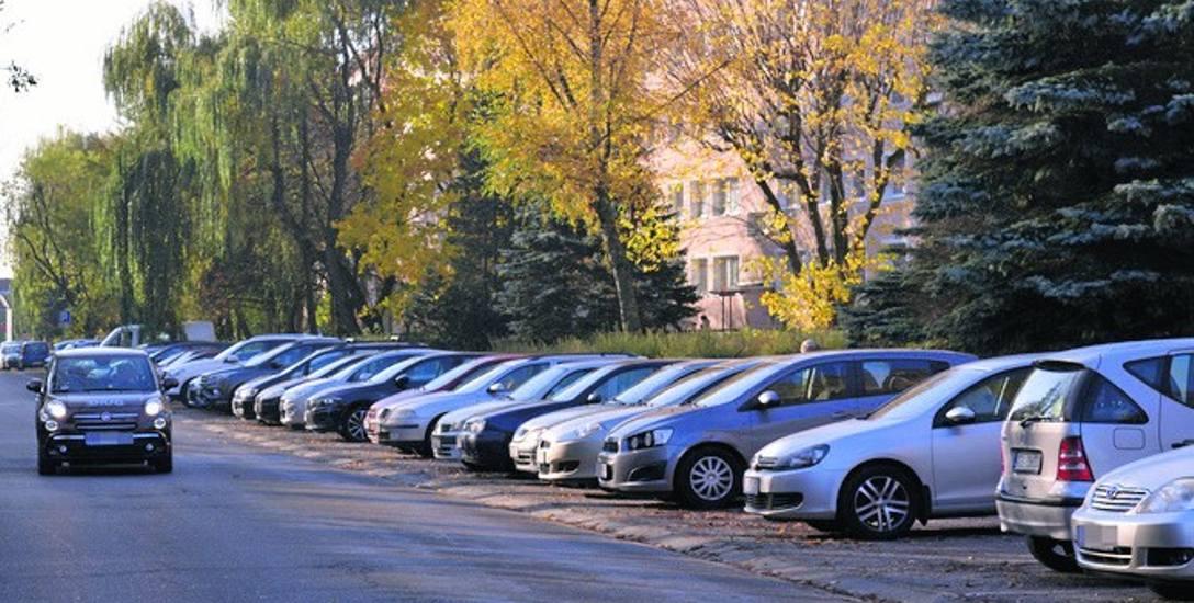 Parking na ul. Braci Gierymskich będzie odnowiony