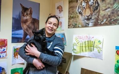Ewa Zgrabczyńska, dyrektorka poznańskiego zoo.