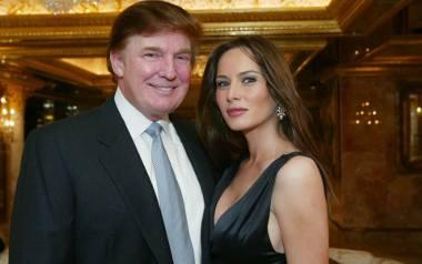 Melania Knavs i Donald Trump, 2003 rok