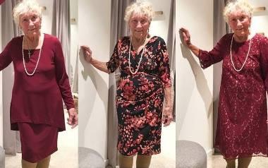 93-latka prosi internautki o pomoc w wyborze sukni ślubnej