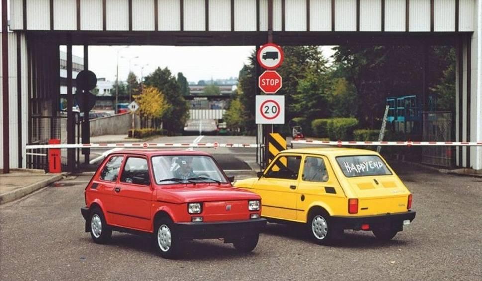 Film do artykułu: Ostatni Fiat 126 p, czyli Maluch zjechał z taśmy w Bielsku-Białej 19 lat temu [ZDJĘCIA ARCHIWALNE]