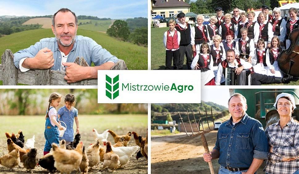 Film do artykułu: MISTRZOWIE AGRO Wielki plebiscyt rozpoczęty! Głosuj na sołtysów i sołectwa, rolników, KGW i gospodynie oraz gospodarstwa agroturystyczne