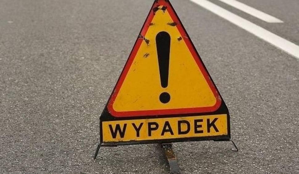 """Film do artykułu: Wypadek na """"11"""". Zderzyły się trzy samochody, droga już przejezdna"""