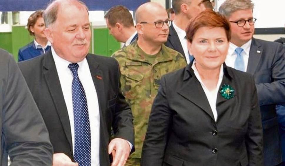 Film do artykułu: Starosta podziękował byłej premier Beacie Szydło za pomoc